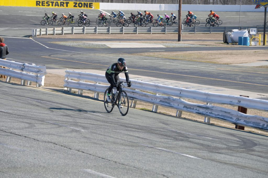 2019 Winter ACE Speedway Series - Triangle Velo
